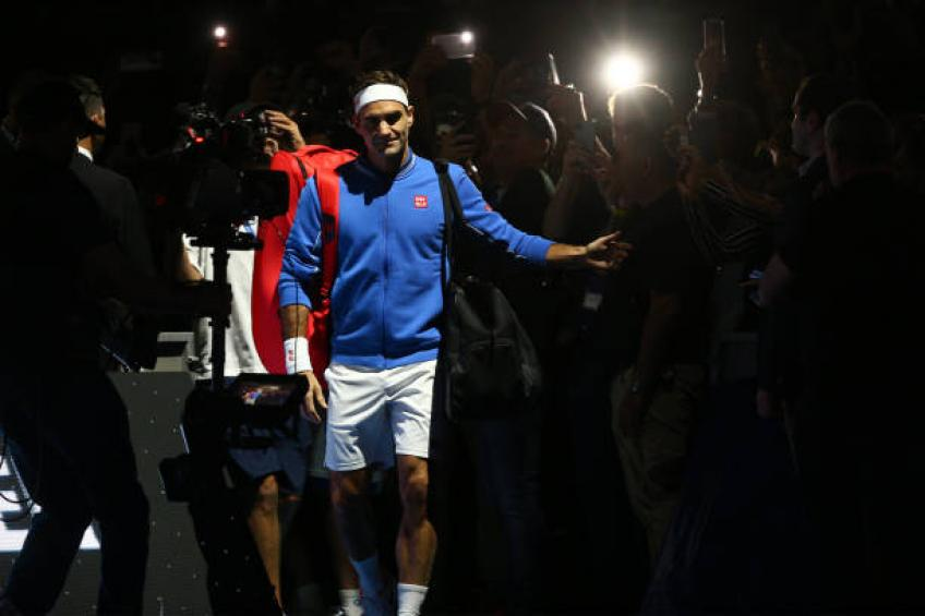 Roger Federer shares how his recovery process changed over the years