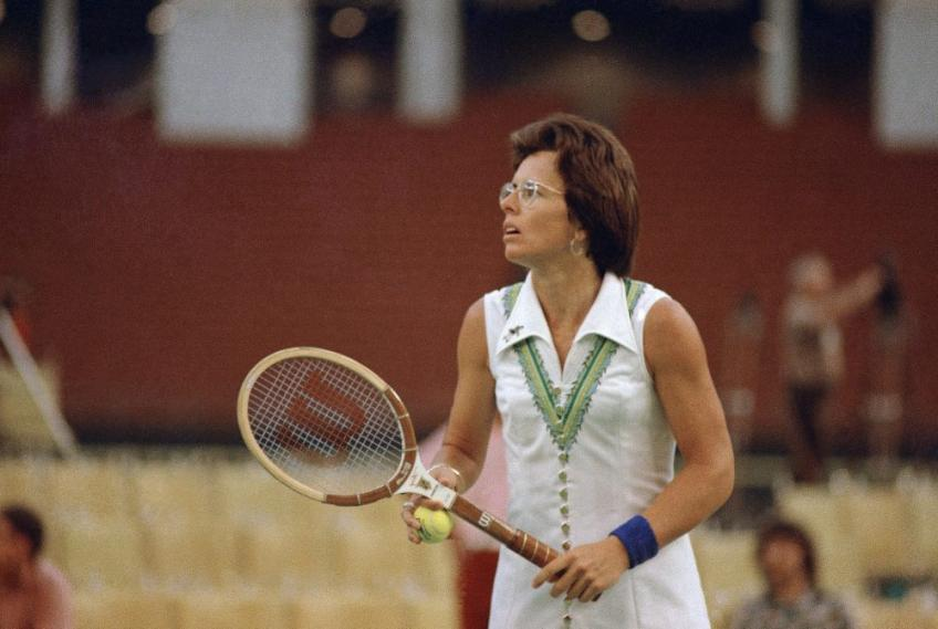 Billie Jean King Says Dress She Wore for Battle of the Sexes Was B-Dress