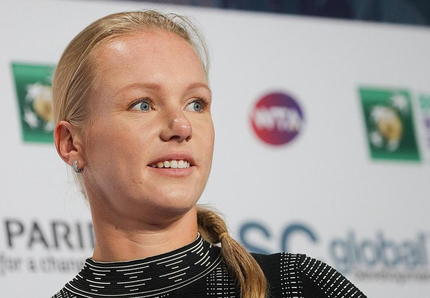 Kiki Bertens Unhappy about being overlooked for Dutch Sportswoman of 2019