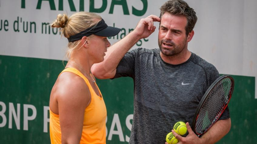 Kiki Bertens Speaks About the Split from Coach Raemon Sluiter