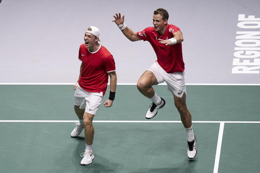 Rogers Cup TD: 'Future of Canadian tennis looks bright and will get better'