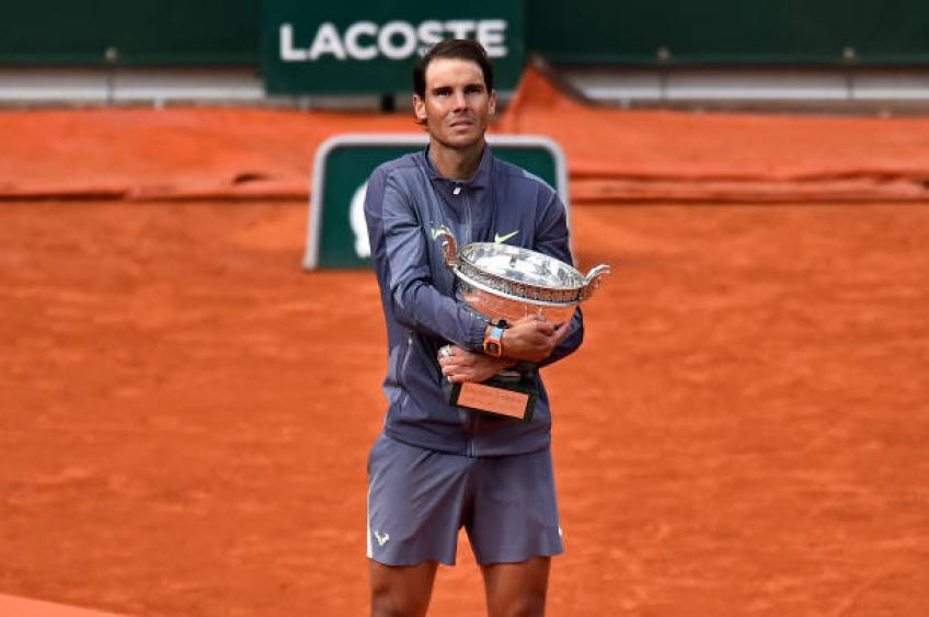 Rafael Nadal to be French Open favorite until he can't walk - Former Federer's coach