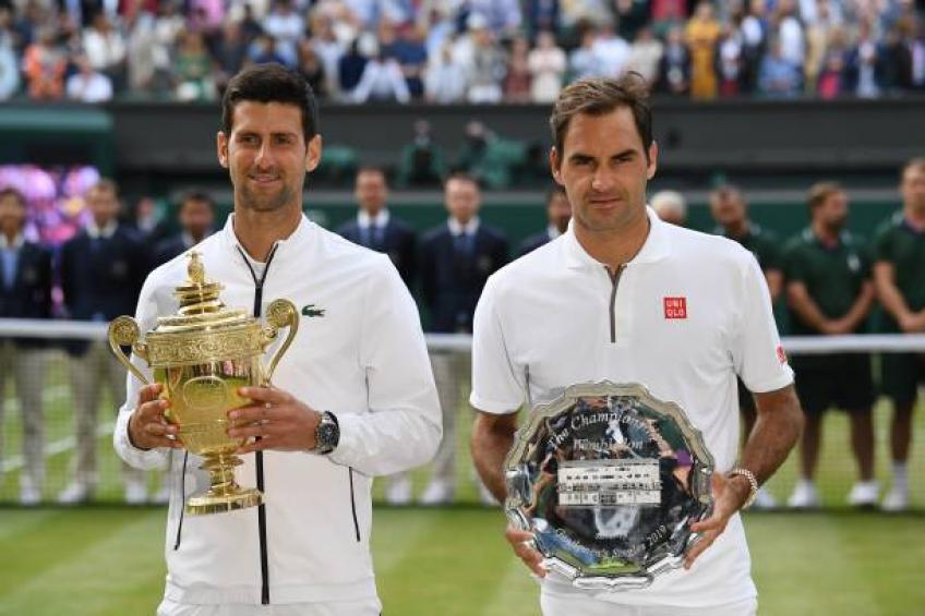 Roger Federer shares why Rafael Nadal is greater than Novak Djokovic