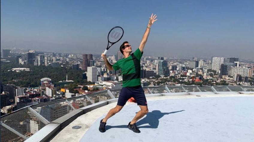 Roger Federer set to play exhibition match in Colombia in 2020
