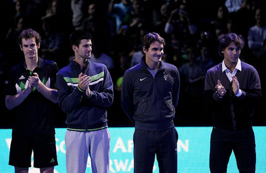 Roger Federer, Rafael Nadal, Djokovic share what they think of Andy Murray