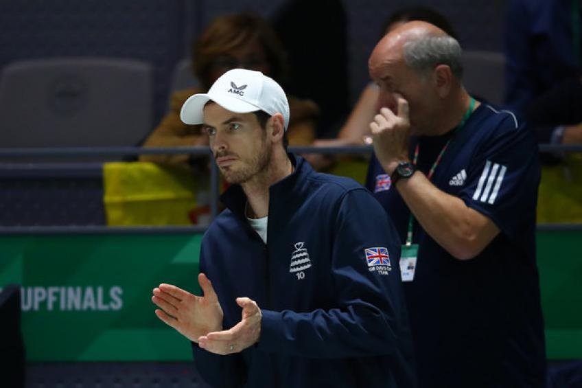Andy Murray comfortable with decisions and tennis future