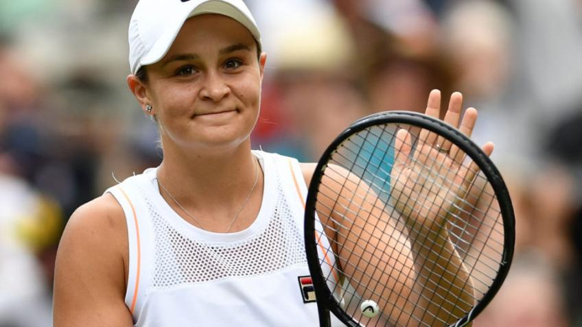 Ash Barty Named GQ Australia Sportsperson of the Year