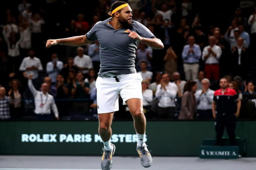 Jo-Wilfried Tsonga reacts to Comeback player of the year award nomination