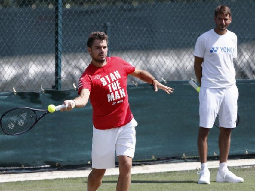 Stan Wawrinka splits with long-time coach Yannick Fattebert
