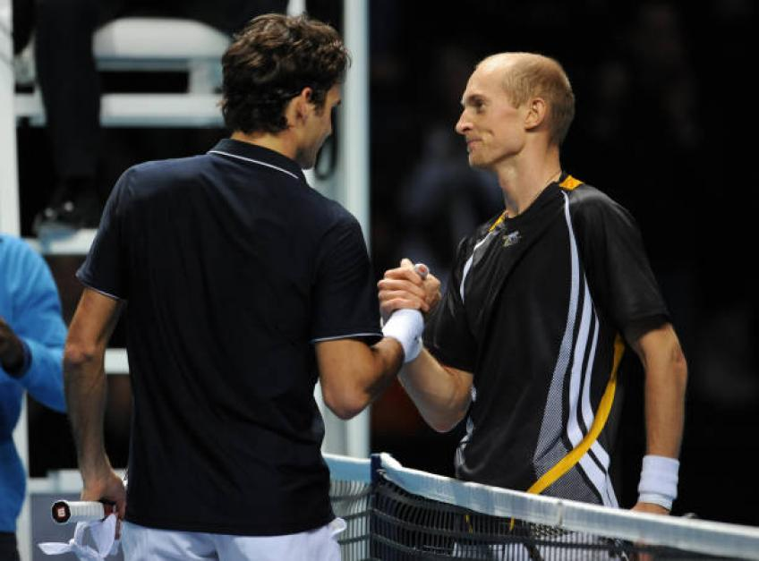 2009 ATP Finals win over Roger Federer was a big one mentally - Davydenko