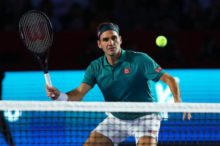 Roger Federer: 'I am obssed about tennis and life'