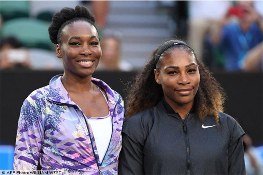 Serena and Venus Williams included in top 11 world's best vegan athletes