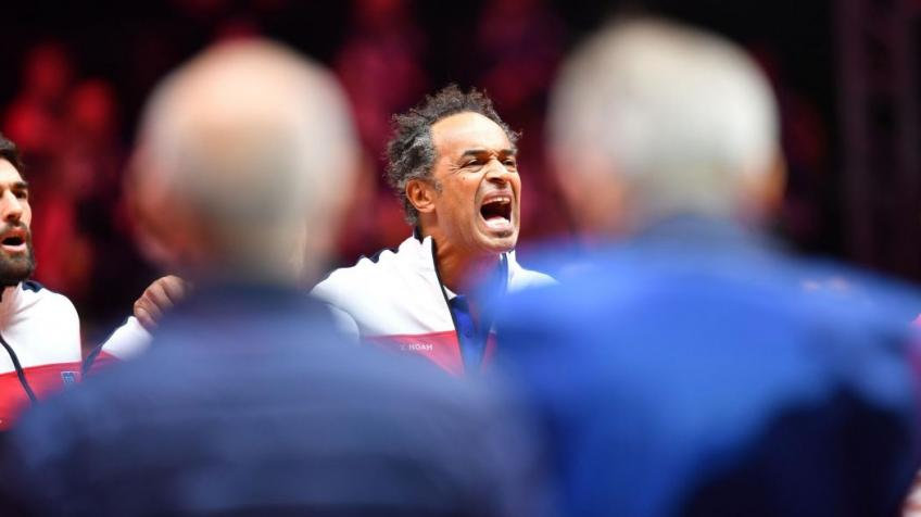 Yannick Noah is the Latest to Hit out at the Davis Cup