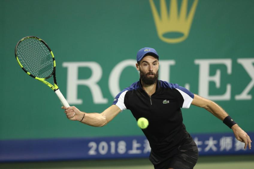 Benoit Paire: 'I can't wait for the ATP Cup, it should be very fun'