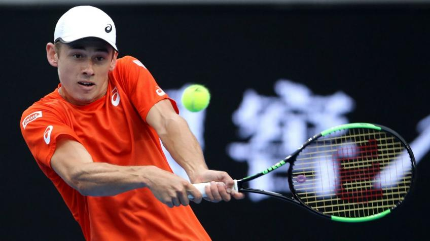 Alex de Minaur confirmed for Acapulco