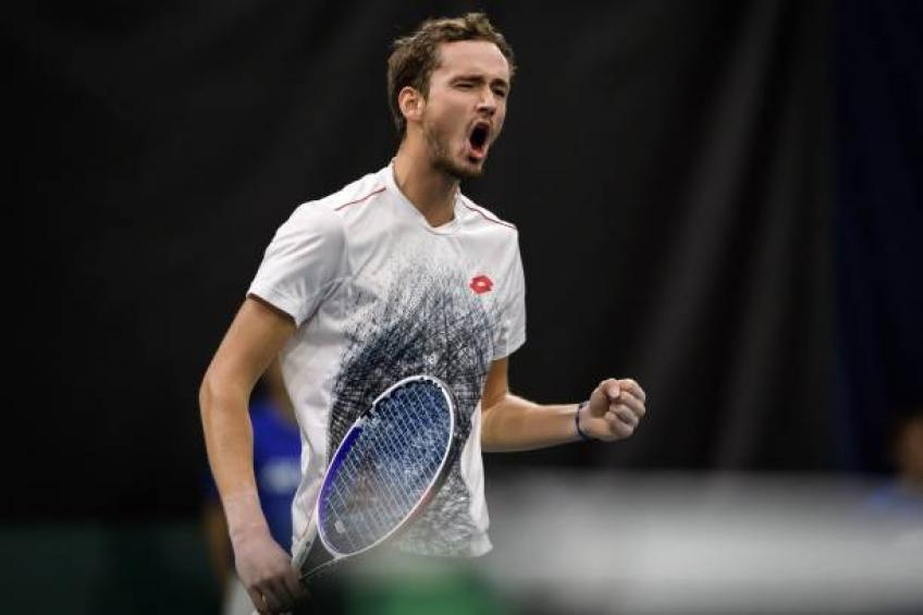 Daniil Medvedev: 'I am not the new bad boy of the Tour'
