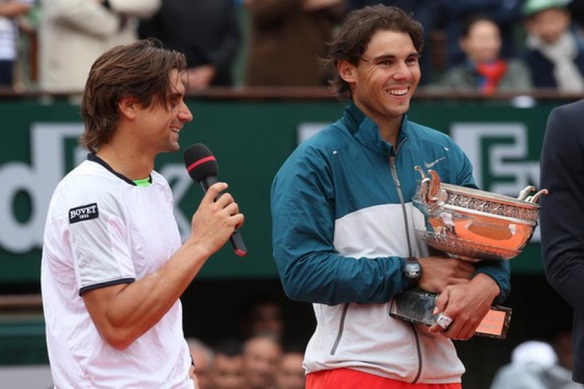 Ferrer: 'Rafael Nadal, Roger Federer, Novak Djokovic are still on high level'