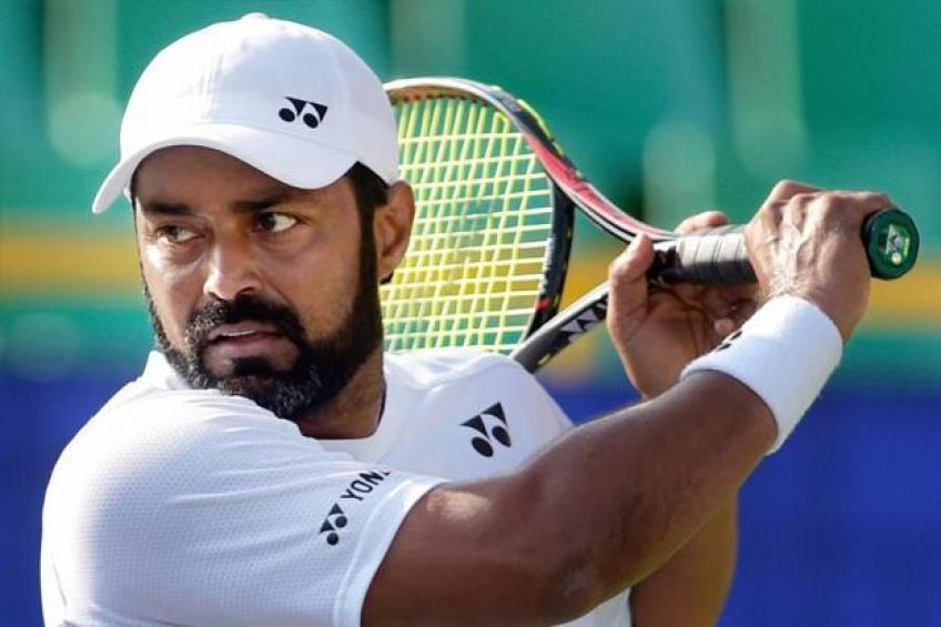 Leander Paes, 46, hints at possible retirement