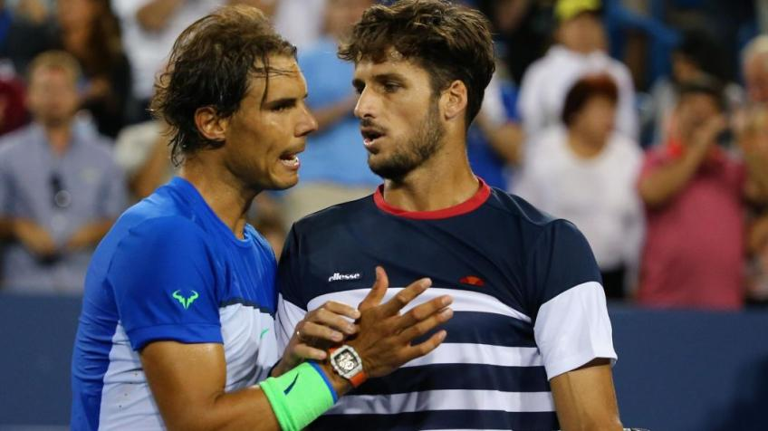 Coach splits with Lopez to go work at the Rafa Nadal Academy