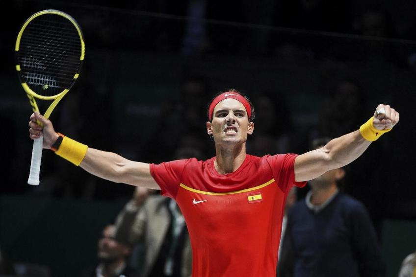 Rafael Nadal has a privileged mind, says Diaz