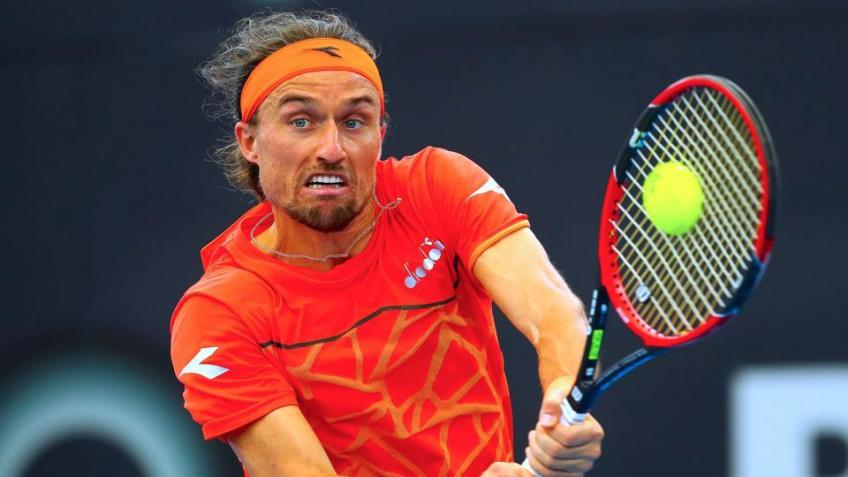 Alexandr Dolgopolov Delays Comeback Again; Undergoes Surgery on His Left Leg
