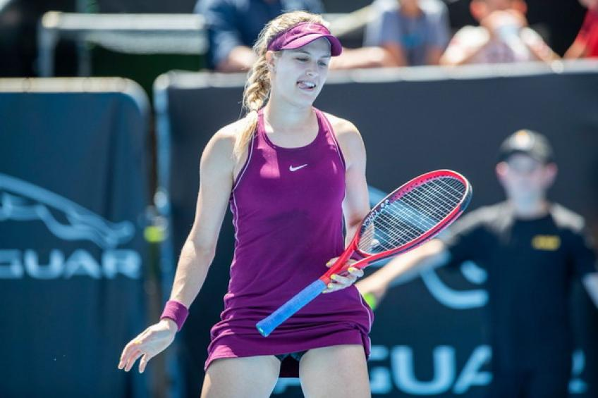 Eugenie Bouchard hopes for a fresh start of 2020 at ASB Classic in Auckland