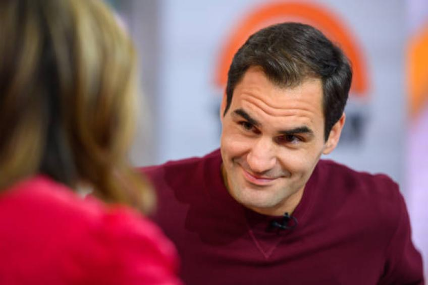 Roger Federer: 'My idol growing up was...'