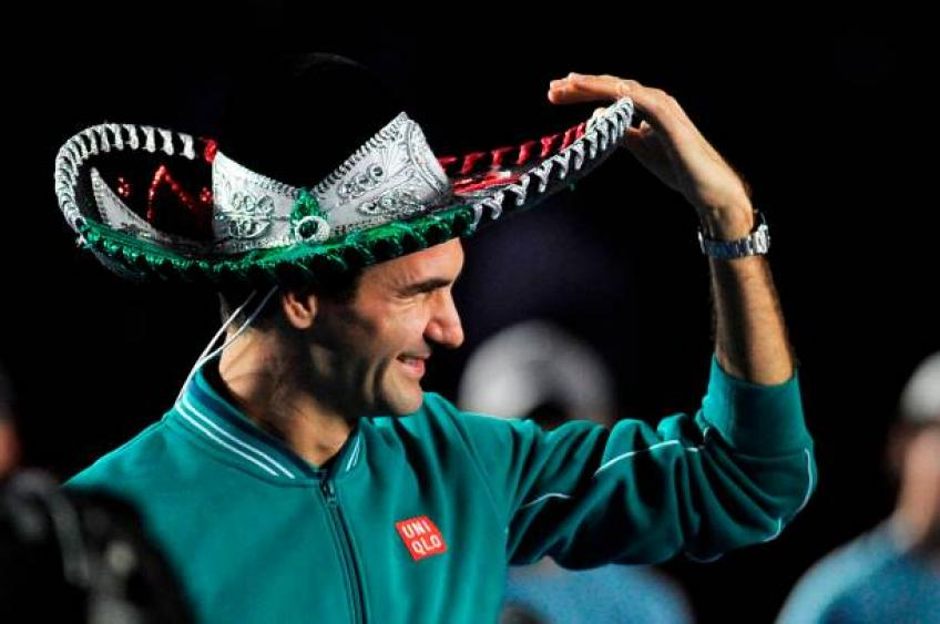 Roger Federer had most emotional day of career in Mexico - Organizer