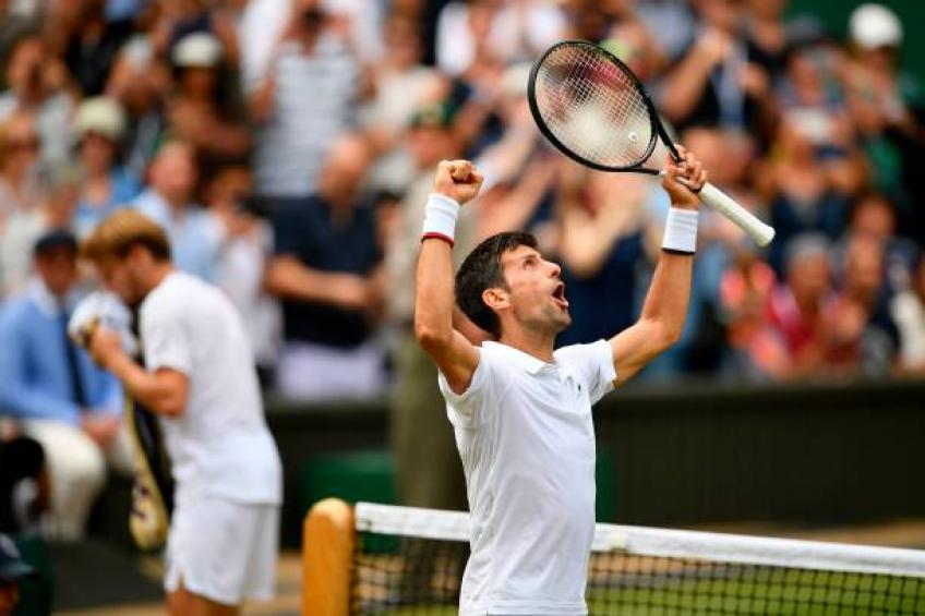 Novak Djokovic encourages me and the other Serbians, says Kecmanovic