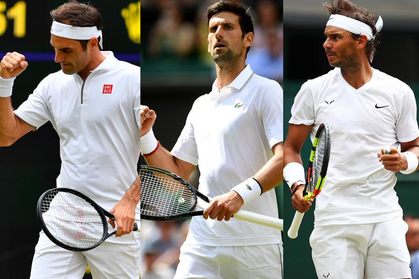 Federer, Nadal and Djokovic all have different gamestyles - Coach
