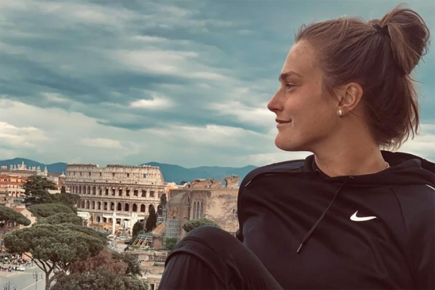 Aryna Sabalenka gets engaged but she will not get married