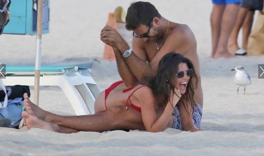 Del Potro enjoys beach time with girlfriend, but when will he return to play?
