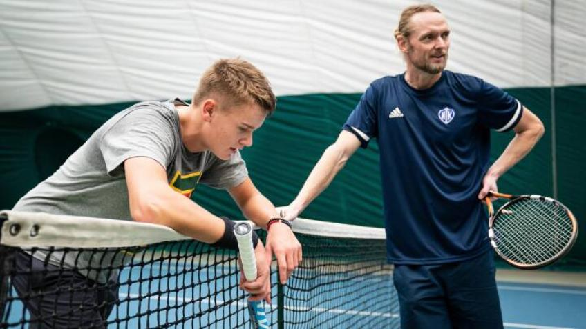 Holger Rune Shares His Thoughts On Ken Carlsen & Davis Cup