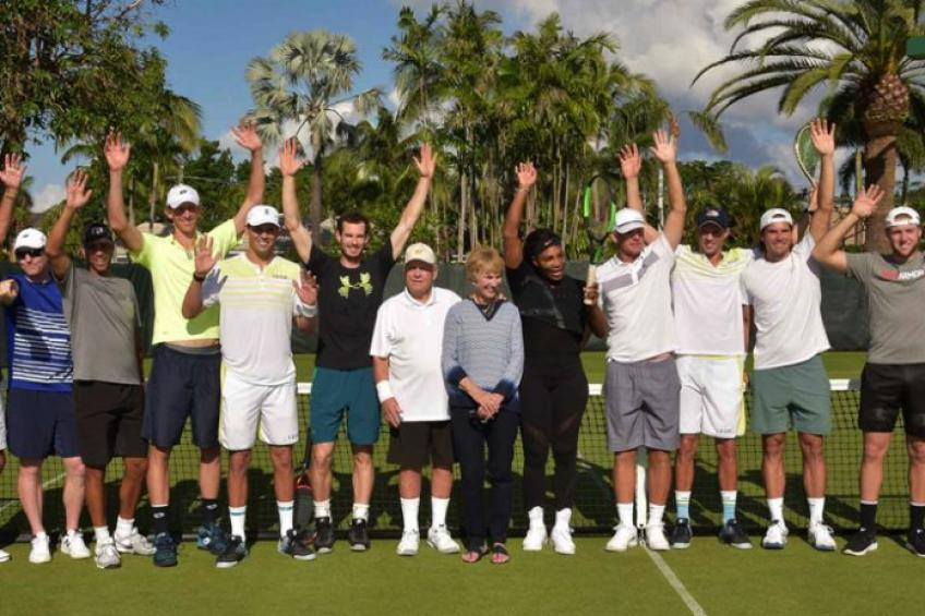 Bryan Brothers Combine with Jack Nicklaus to Raise More Than $1.2 Million for Charity