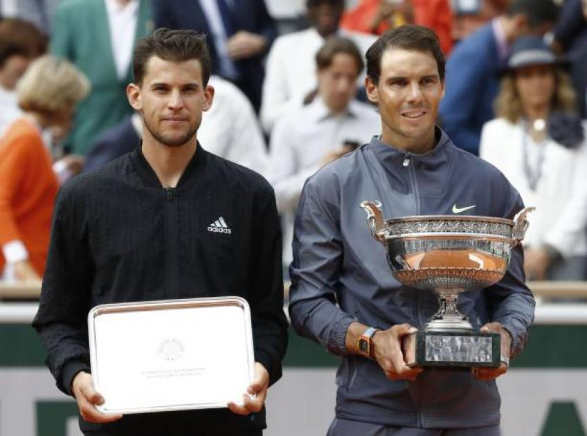 '2020 French Open final between Nadal and Thiem would be great for Babolat'