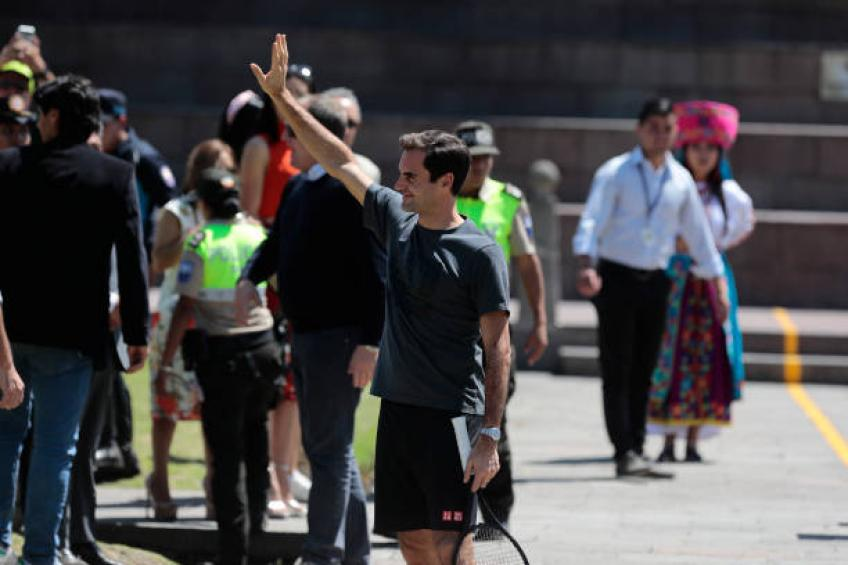After Federer, also Rafael Nadal and Novak Djokovic may play in Quito