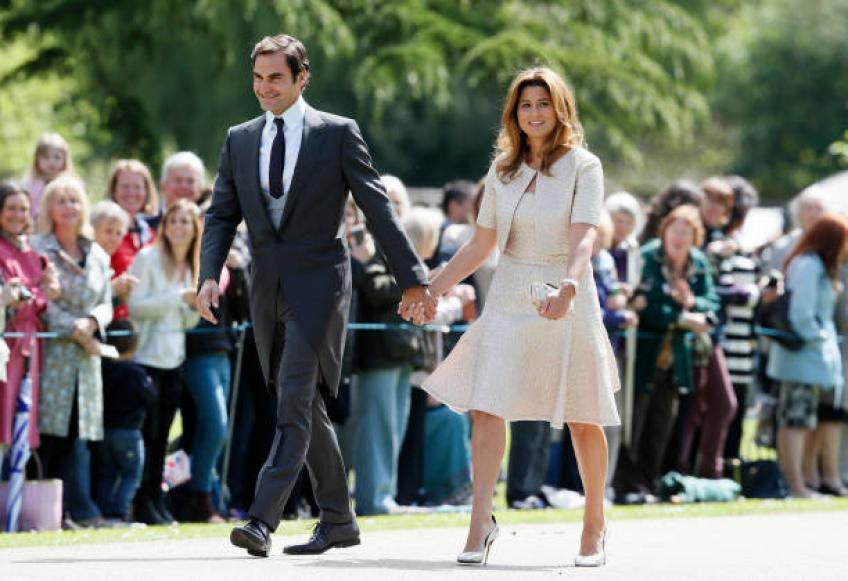 Roger Federer: 'I never thought me and Mirka would have that many kids'