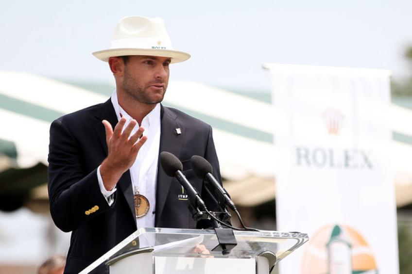 Andy Roddick speaks about the match that changed his life