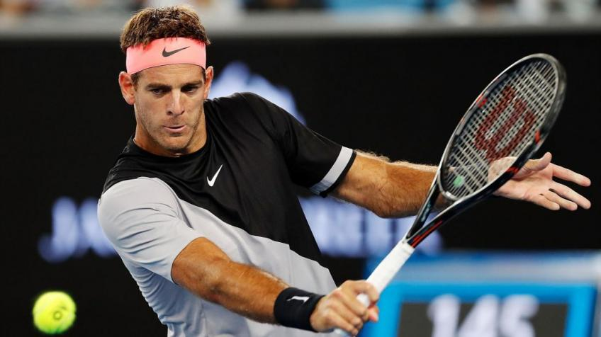 Juan Martin del Potro to use protected ranking for Australian Open
