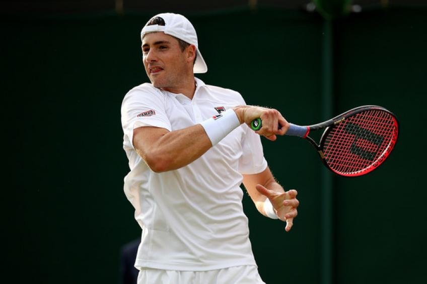 John Isner: 'I needed four years of college to get ready for pro tennis'