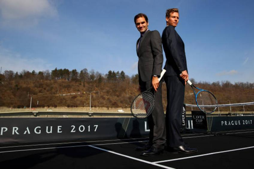 Tomas Berdych: 'After my retirement in London, Roger Federer spoke to me'