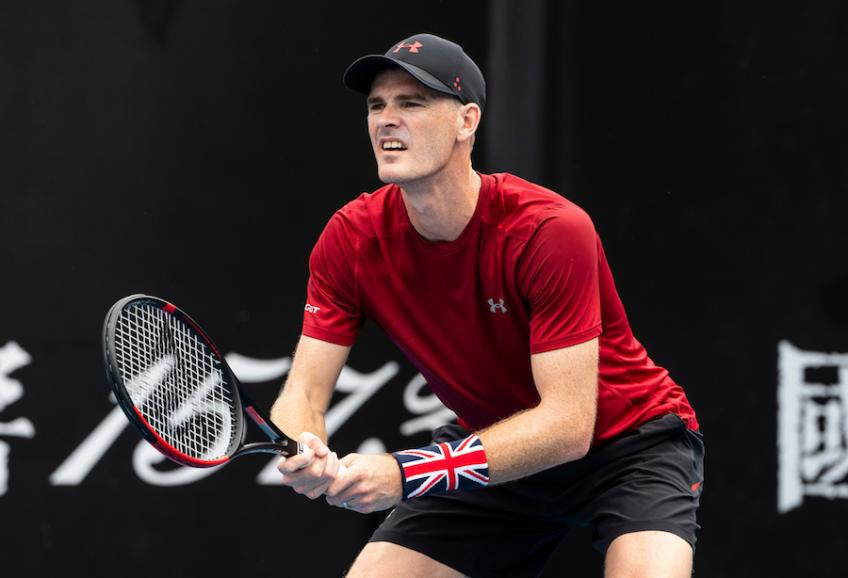 Jamie Murray slams singles players who play doubles only to collect quick check