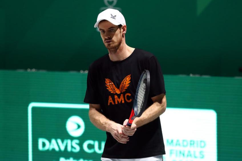 Andy Murray to make Montpellier debut after the Australian Open