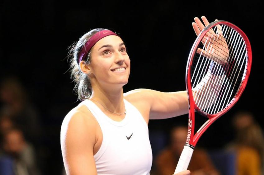 Caroline Garcia on Goals for 2020: Want to Improve My Singles Career
