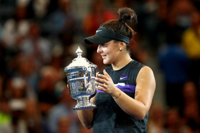 Bianca Andreescu stays humble but chases big dreams and No. 1 spot