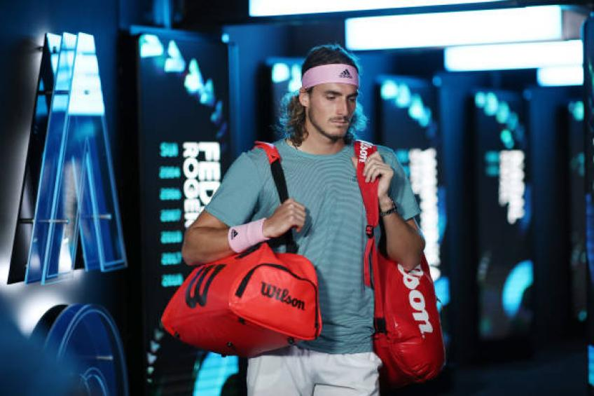 Tsitsipas wants to become world No. 1 and win Majors - Father