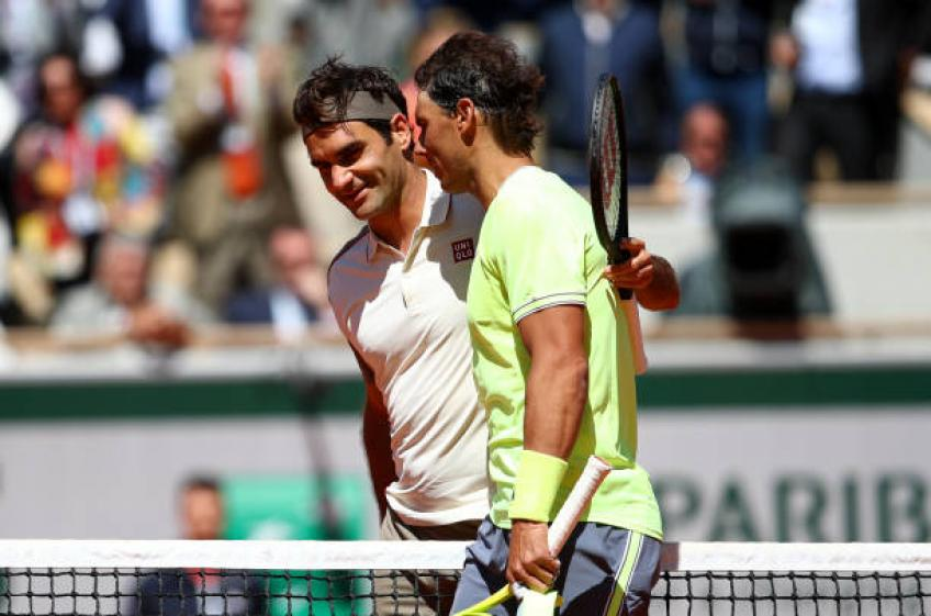 Roger Federer and Rafael Nadal are good persons, says former umpire