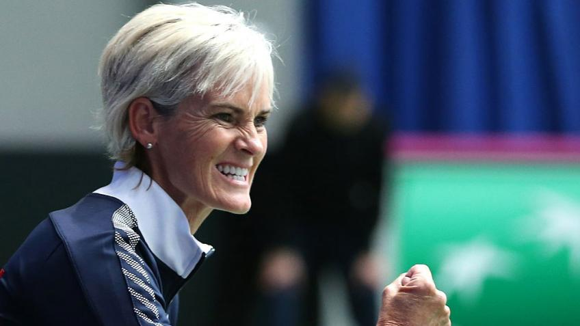 Judy Murray Believes Junior Tennis in the UK Should be Changed