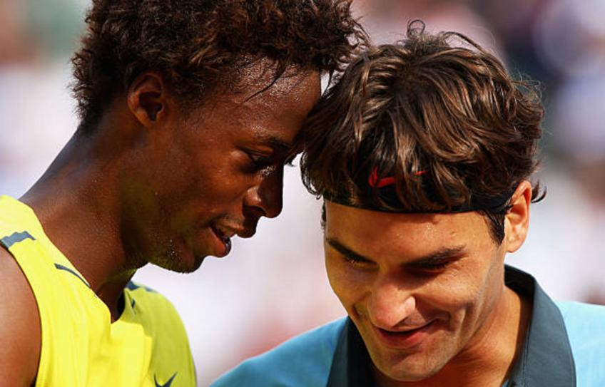 Gael Monfils: 'Roger Federer, Rafael Nadal and Novak Djokovic are not giving up'