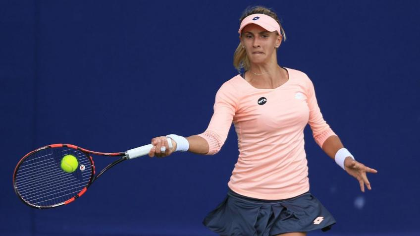 Lesia Tsurenko Trials with New Coach from Estonia